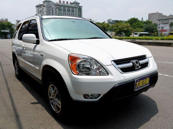 ★大同汽車★實車實價 CRV頂級4WD 照片2
