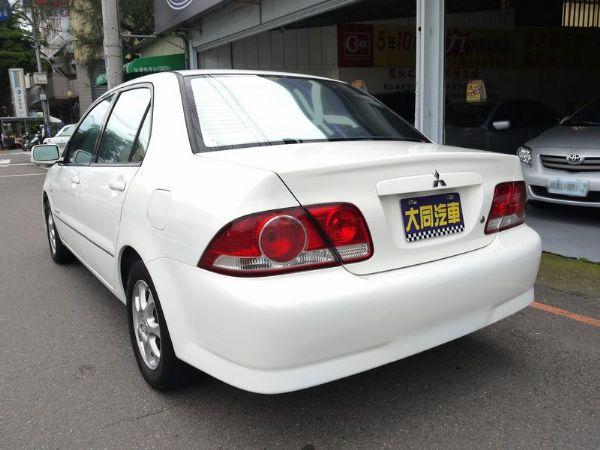 ★大同汽車★保證實車實價三菱Lancer 照片3