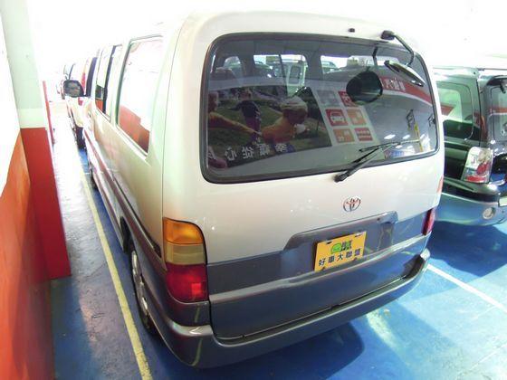 Toyota豐田 Hiace Solem 照片10