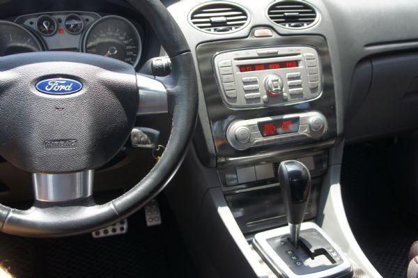 2009年柴油福特fOCUS手自排全額貸 照片6