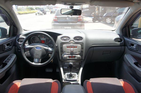2009年柴油福特fOCUS手自排全額貸 照片7