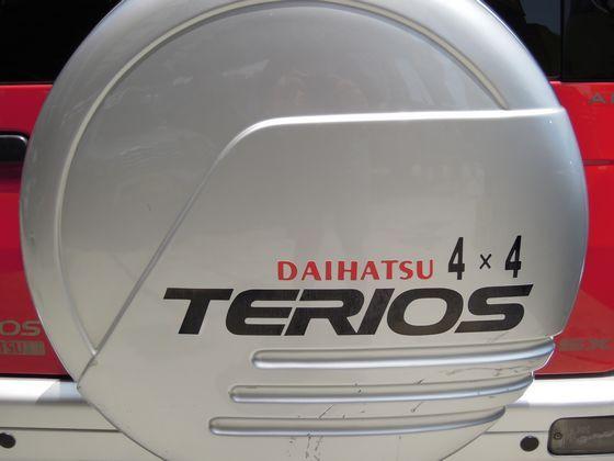 Daihatsu 大發 Terios 照片9