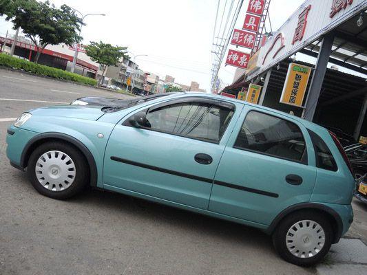 小巨星/Corsa Opel/歐寶 中古 照片1