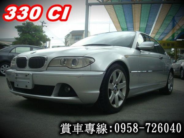 330CI E46 BMW 寶馬 05年 照片1