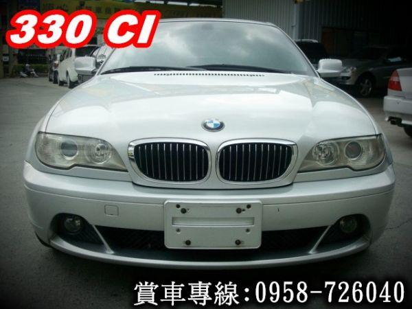 330CI E46 BMW 寶馬 05年 照片2