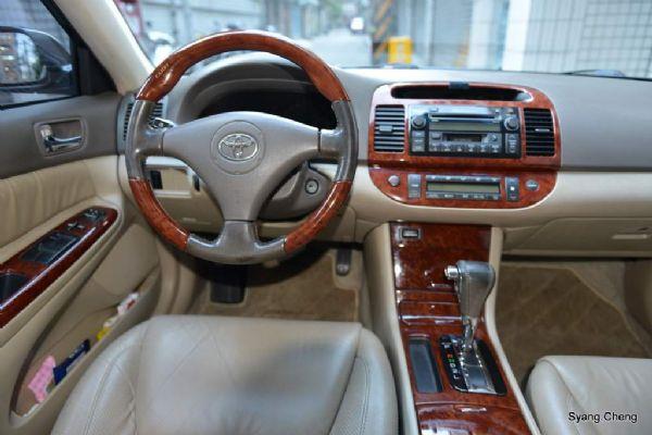 CAMRY 2.0 E 精裝車 照片7