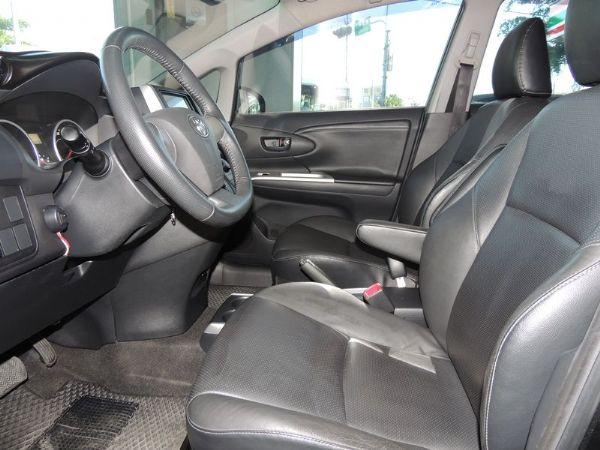 Toyota 豐田 WISH 黑 2.0 照片5