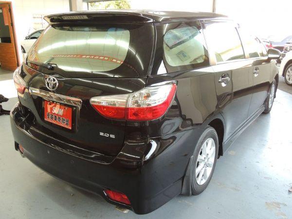 Toyota 豐田 WISH 黑 2.0 照片9