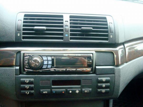 BMW 320I 1998年 2.0白 照片9