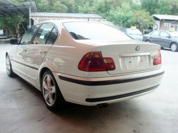 BMW 320I 1998年 2.0白 照片10