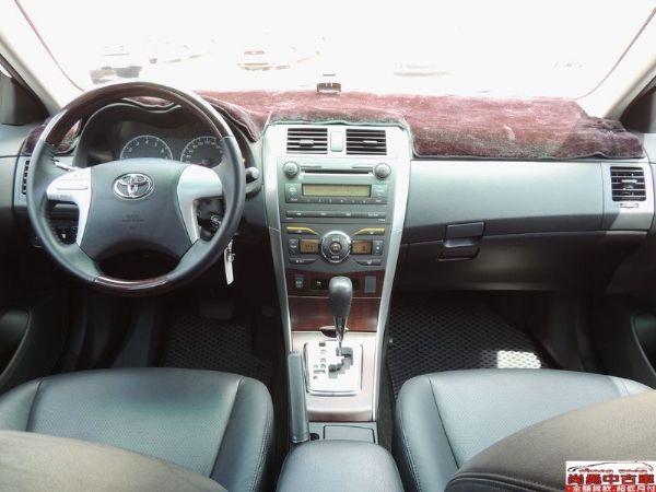Toyota 豐田 Altis 白  照片3