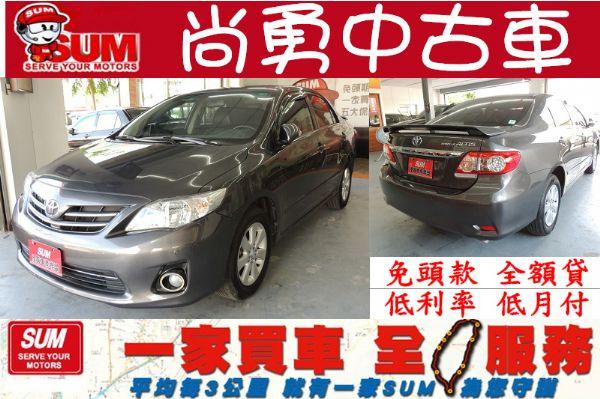 Toyota  阿提斯Altis   照片1