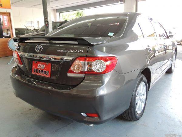 Toyota  阿提斯Altis   照片9