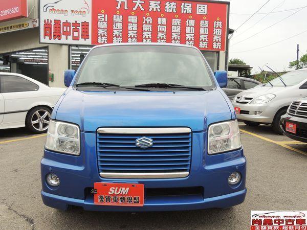SOLIO 寶藍 1.3 轎車版 照片2