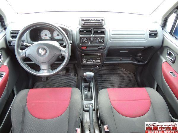 SOLIO 寶藍 1.3 轎車版 照片3