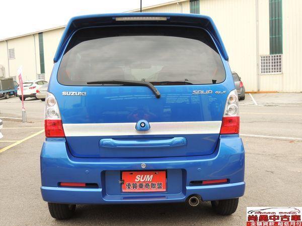 SOLIO 寶藍 1.3 轎車版 照片7