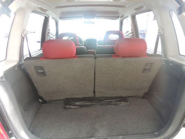 SOLIO 白 1.3 轎車版  照片8