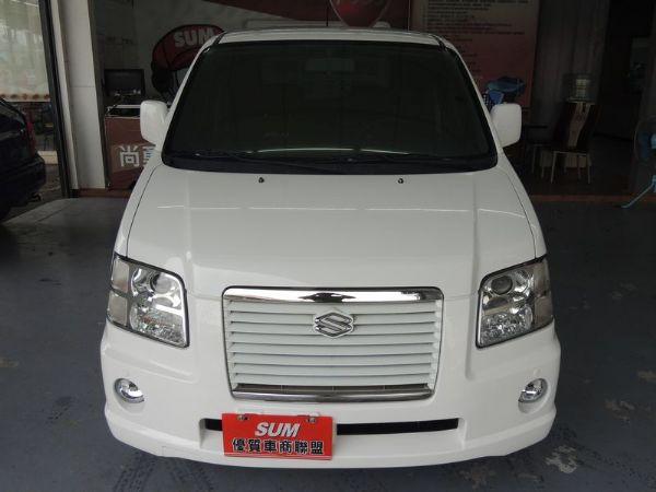 SOLIO 白 1.3 轎車版  照片9