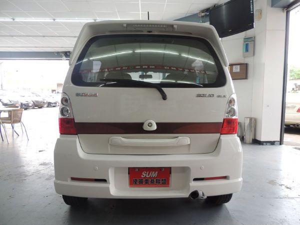 SOLIO 白 1.3 轎車版  照片10