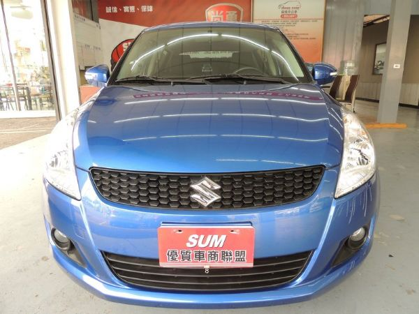 鈴木 SUZUKI  Swift  藍 照片2