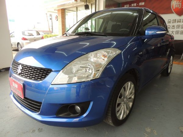 鈴木 SUZUKI  Swift  藍 照片8
