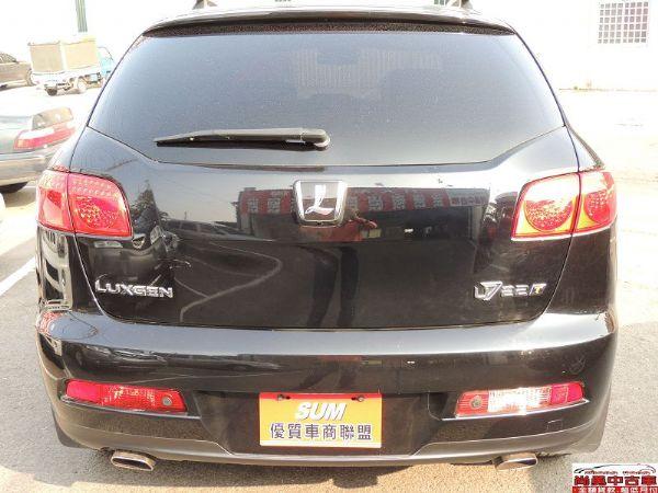 LUXGEN 納智捷 SUV  2.2 照片7