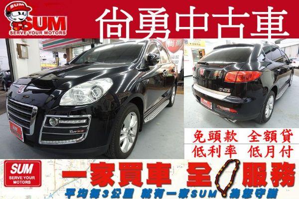 納智捷  SUV 2.2  黑  照片1