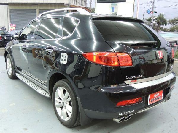 納智捷  SUV 2.2  黑  照片10