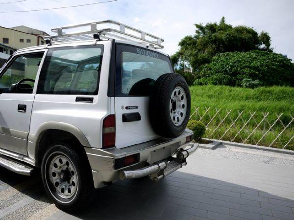 一手絕美 行駛11萬 手排4WD 1.6 照片2