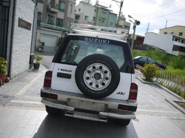 一手絕美 行駛11萬 手排4WD 1.6 照片9