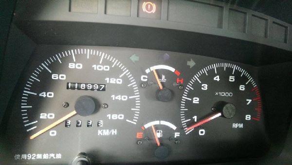 一手絕美 行駛11萬 手排4WD 1.6 照片10