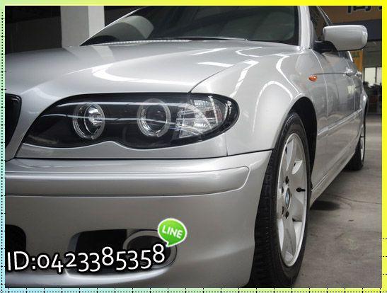 BMW 320 ┌天窗 雙電椅、外觀漆面 照片4