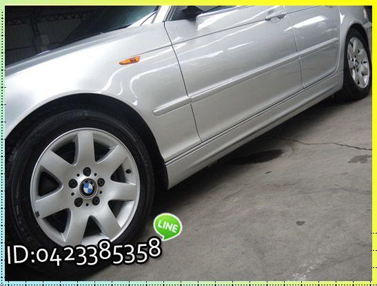 BMW 320 ┌天窗 雙電椅、外觀漆面 照片5