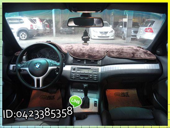 BMW 320 ┌天窗 雙電椅、外觀漆面 照片6