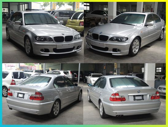 BMW 320 ┌天窗 雙電椅、外觀漆面 照片10