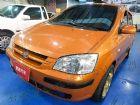 台南市Hyundai 現代 Getz HYUNDAI 現代 / Getz中古車