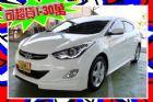 台中市 Elantra 1.8 白 極光旗艦版 HYUNDAI 現代 / Elantra中古車