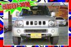 台中市 Jimny 吉米 1.3 銀 日本原裝 SUZUKI 鈴木 / Jimny中古車