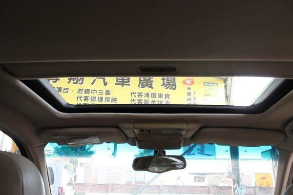 尊翔汽車 頂級版 Cefiro 免頭款 照片7