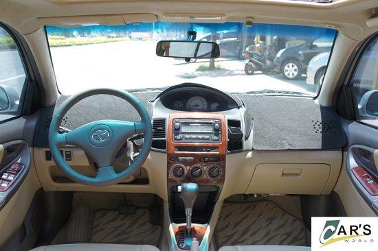 2003年vios 1.5 一手車 照片6