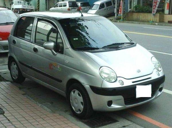 自售06年台朔-MATIS 銀色自排 照片4