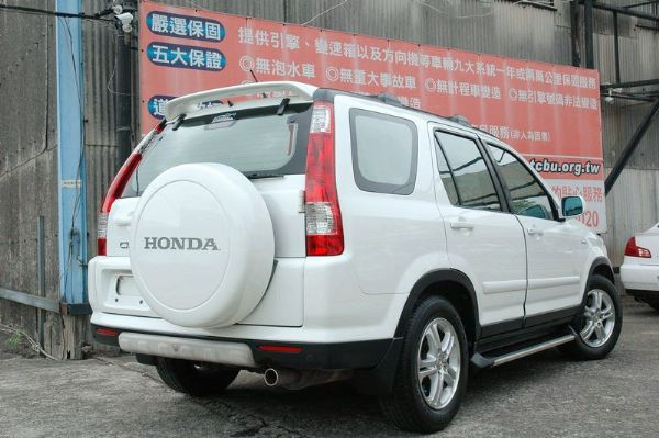 TCBU認證 HONDA CR-V 照片2
