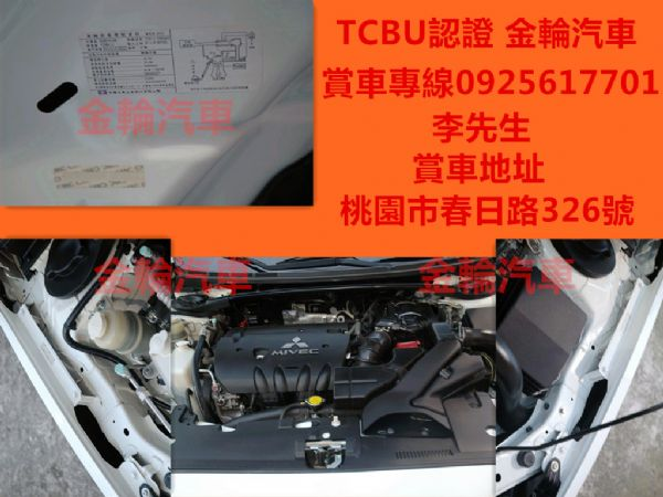 TCBU認證 FORTIS IO頂級版 照片10