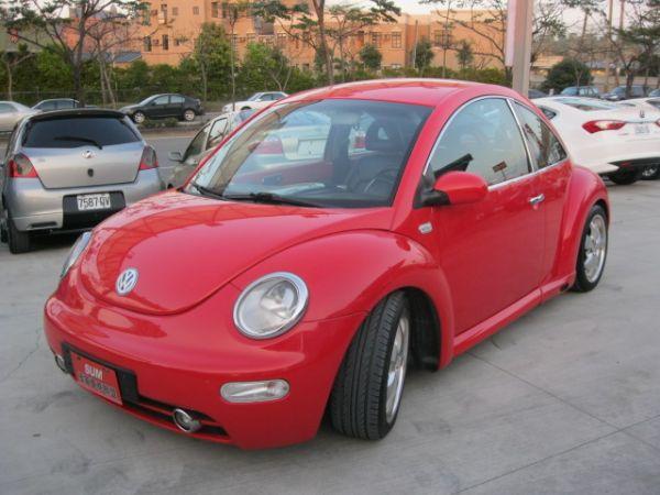02年領牌 1.8T Beetle   照片1