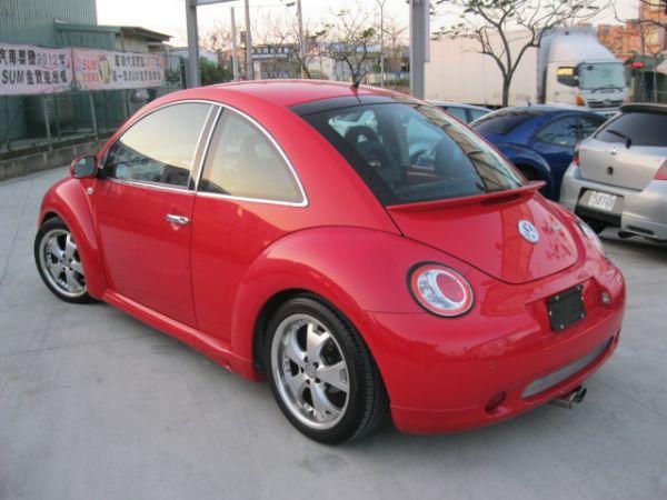 02年領牌 1.8T Beetle   照片2