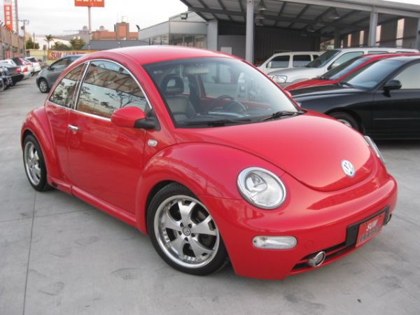 02年領牌 1.8T Beetle   照片3