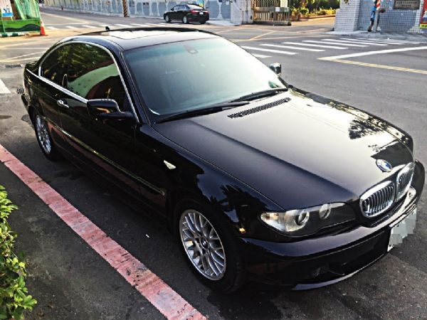BMW 320CI 2.2 照片1