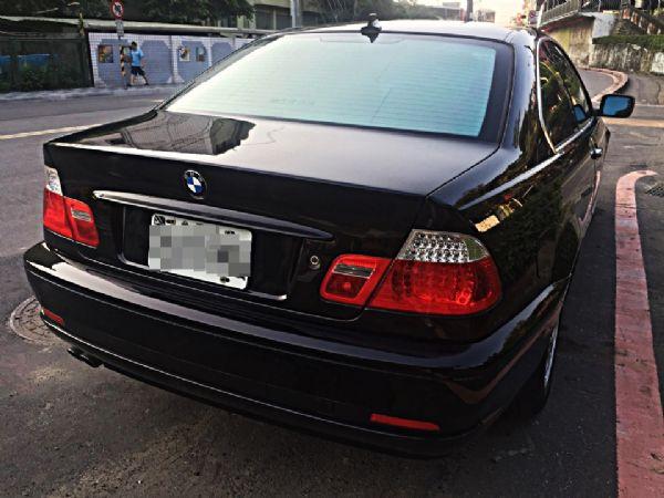BMW 320CI 2.2 照片3