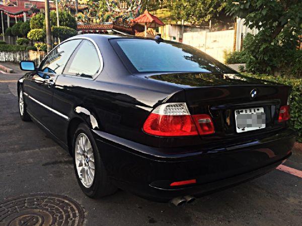 BMW 320CI 2.2 照片5