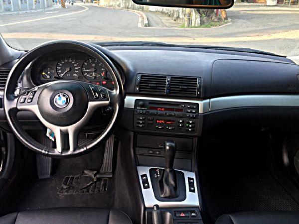BMW 320CI 2.2 照片6